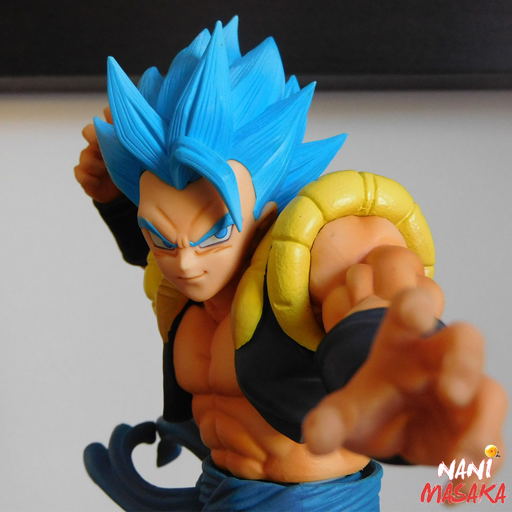 Figurine Gogeta SSJ Blue