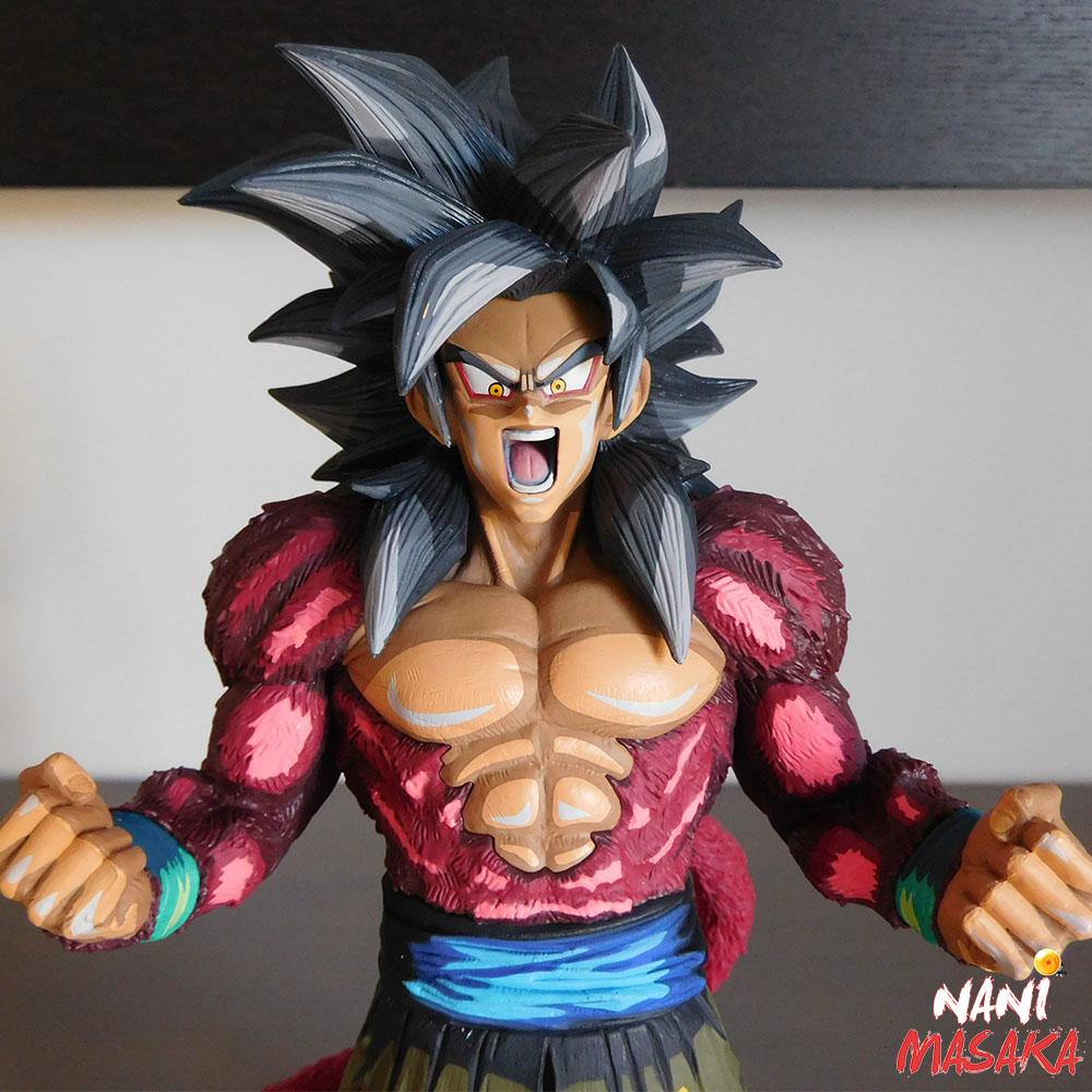 Figurine Goku SSJ4 3D