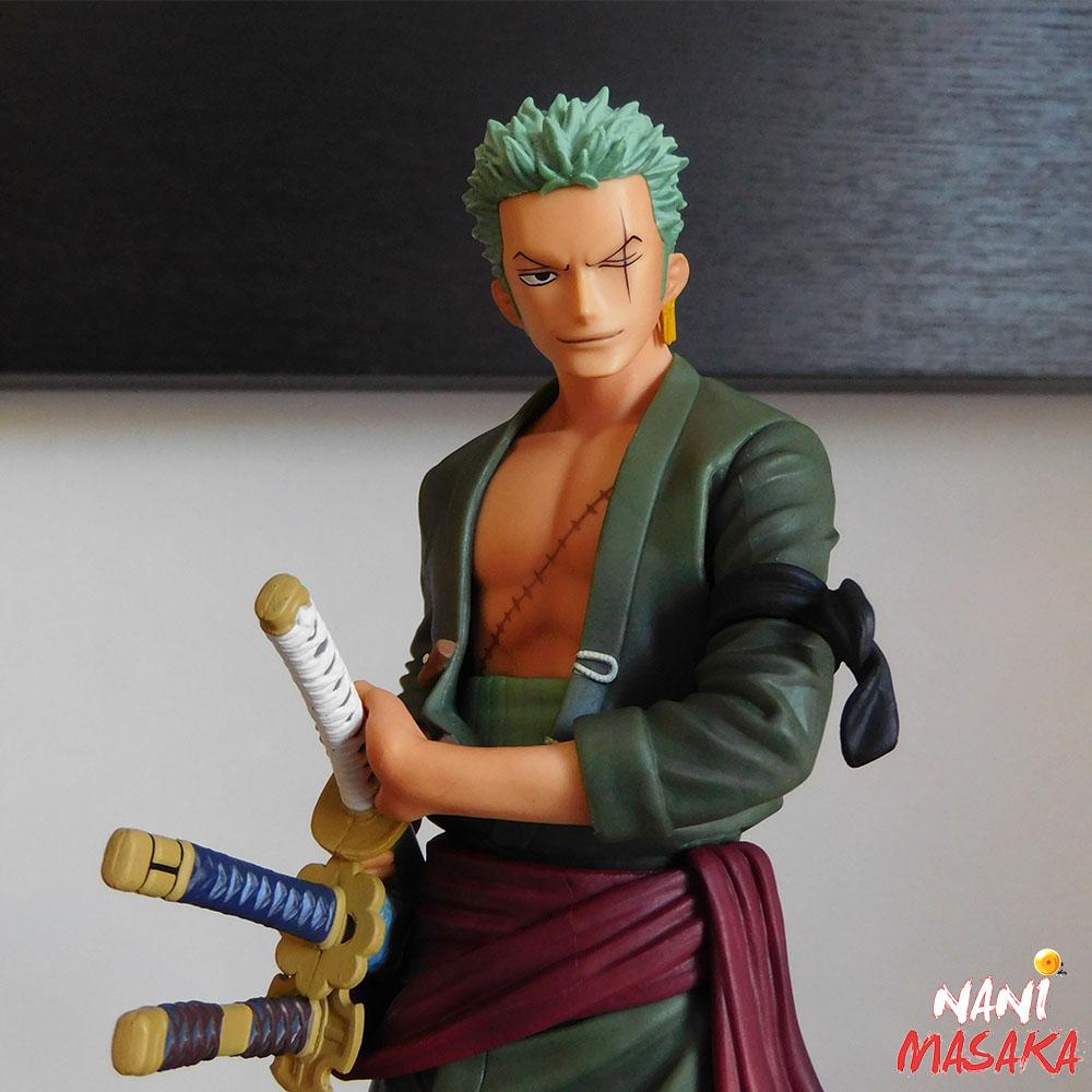 Figurine Zoro Roronoa 28cm