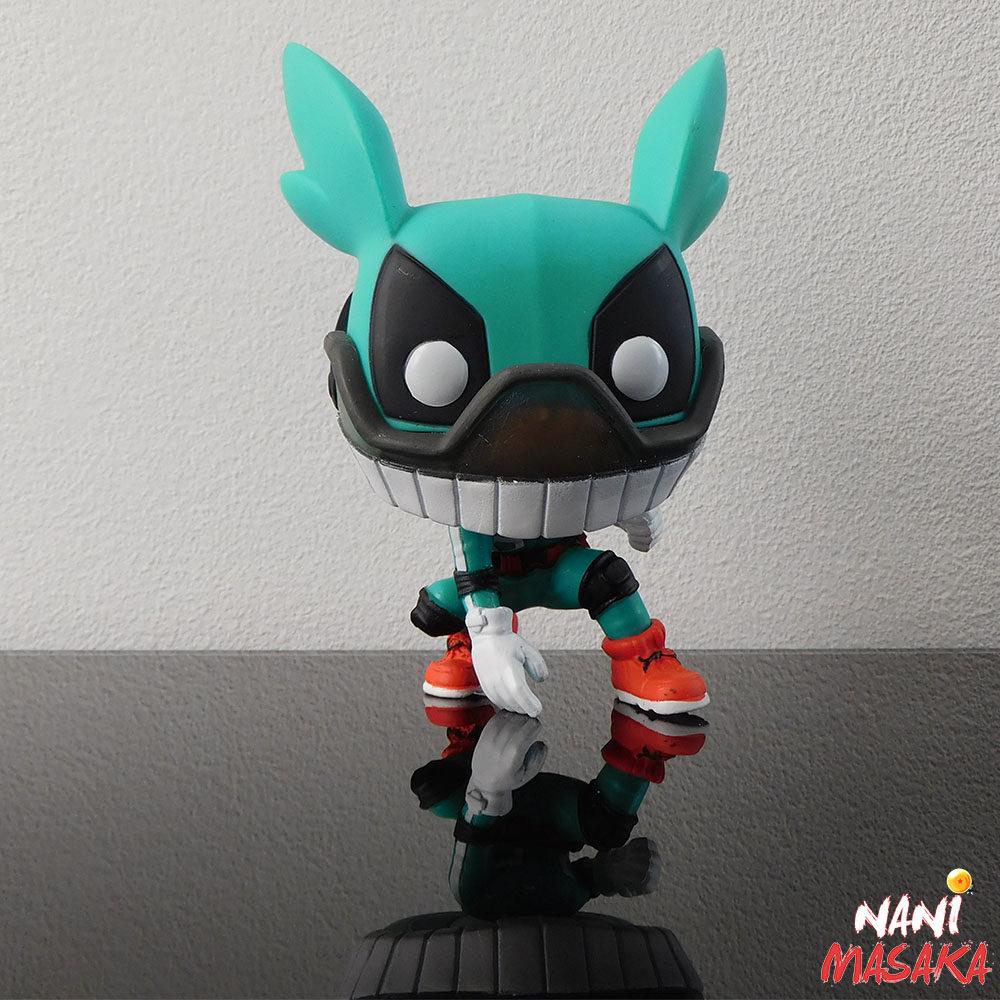 Figurine POP Izuku Midoriya Deku face