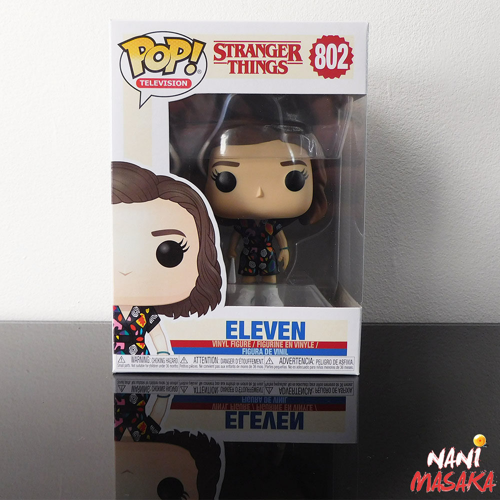Figurine POP eleven mall outfit 2