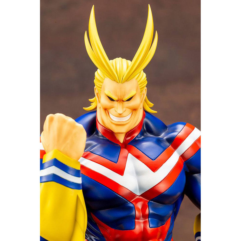Figurine All Might 34cm 2