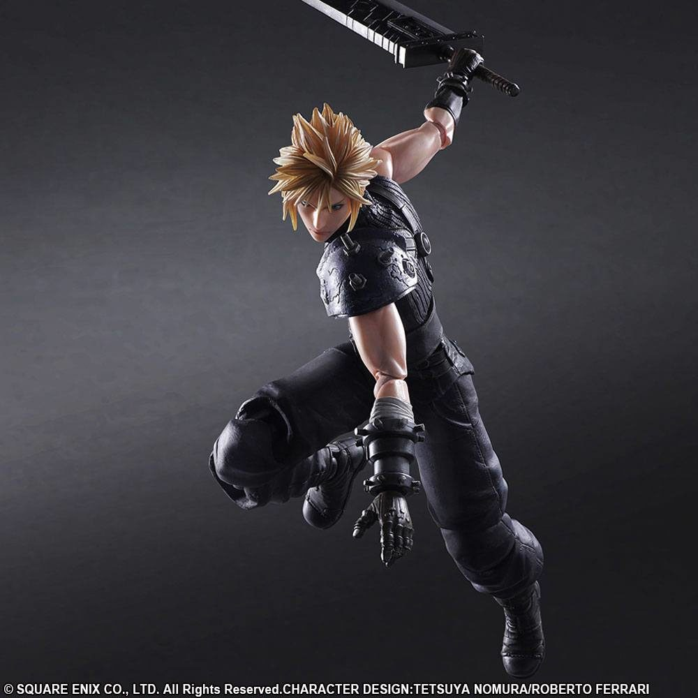 Figurine Cloud ffvii