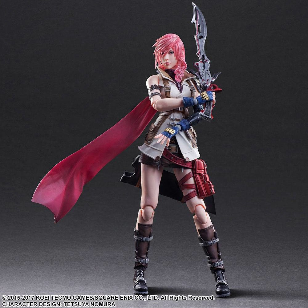 Figurine Lightning