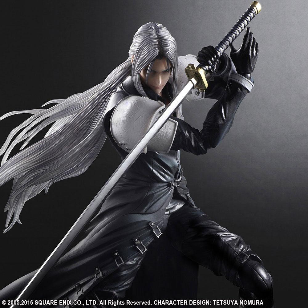 Figurine Sephiroth ffvii