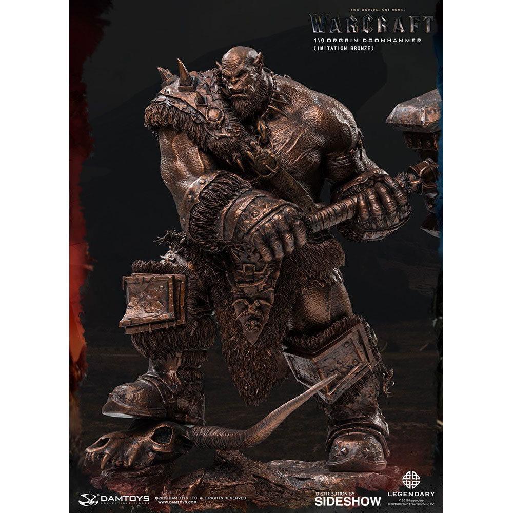Figurine Warcraft ORGRIM