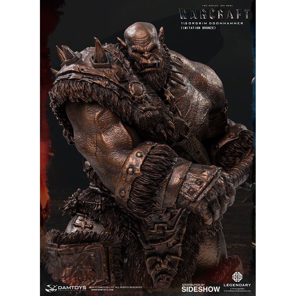 Figurine Warcraft ORGRIM