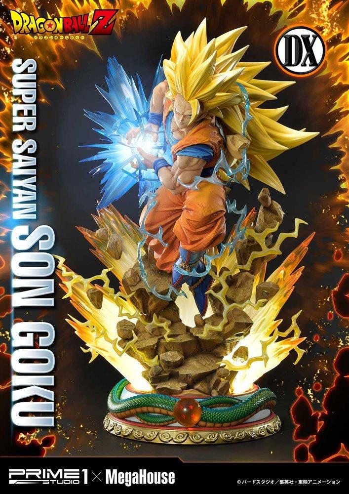 Goku SSJ Deluxe Edition
