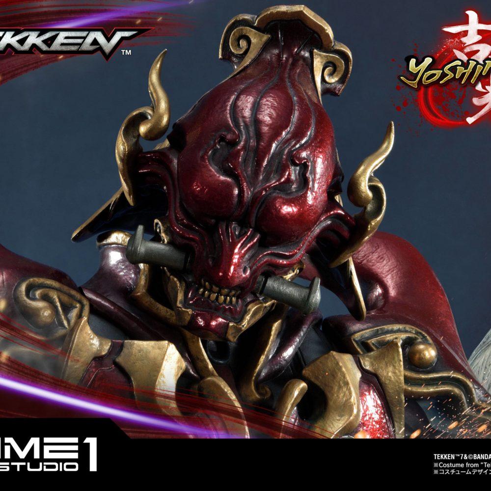 Tekken statuette 1/4 Yoshimitsu 70 cm 1