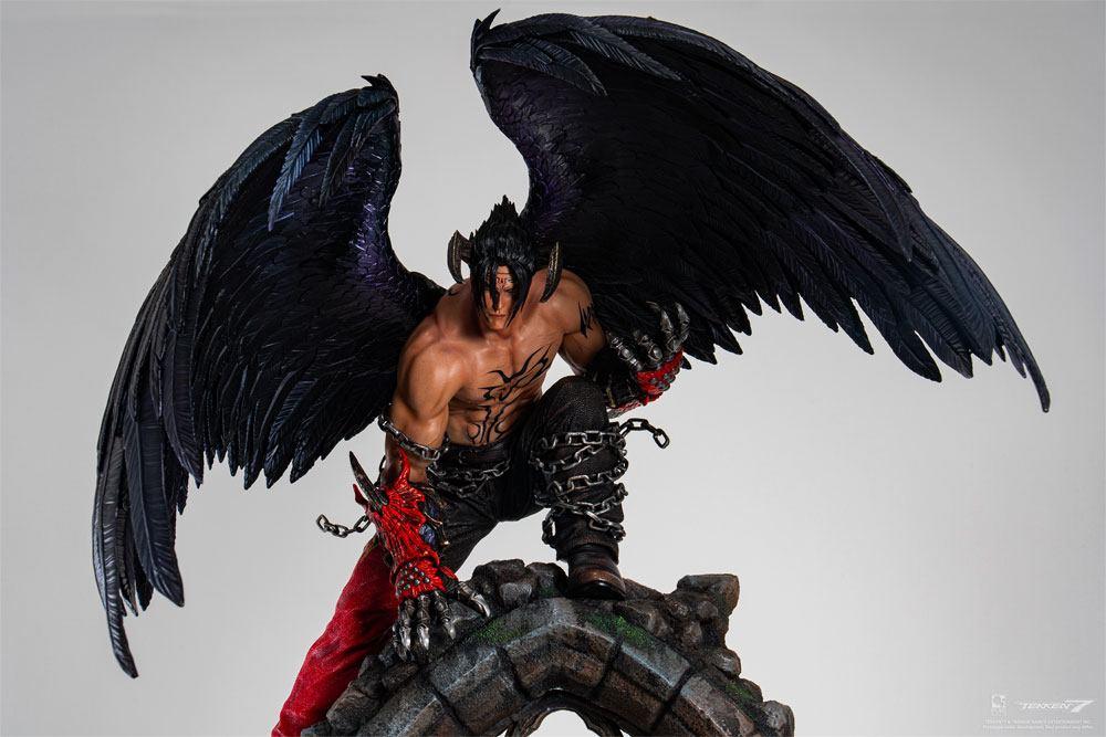 Tekken statuette 1/4 Devil Jin 68 cm