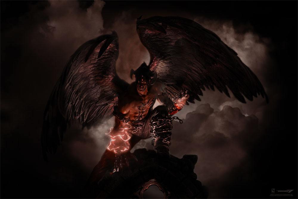 Tekken statuette 1/4 Devil Jin 68 cm 2