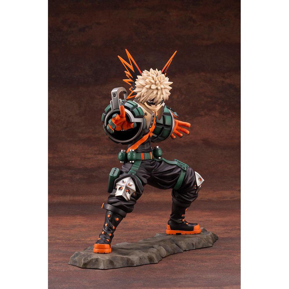 Figurine Katsuki Bakugo